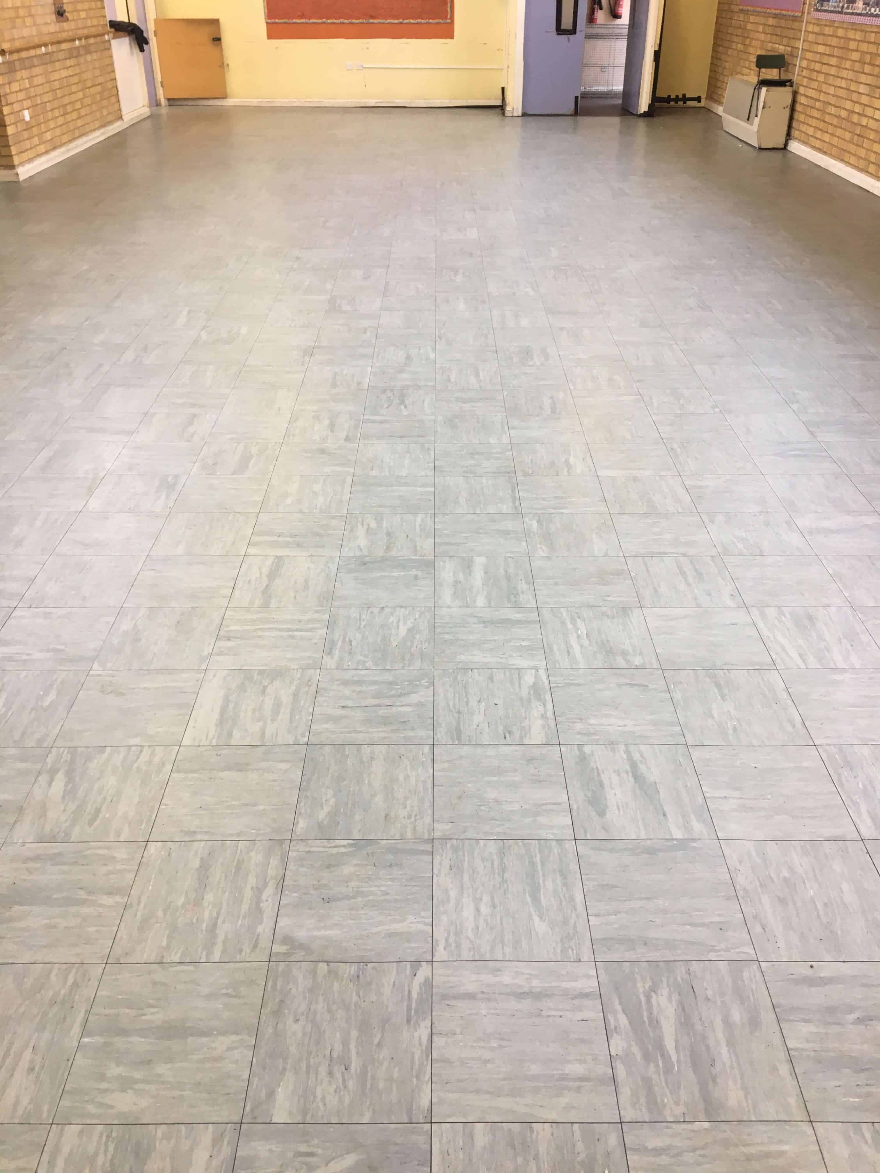 Floor cleaning and sealing