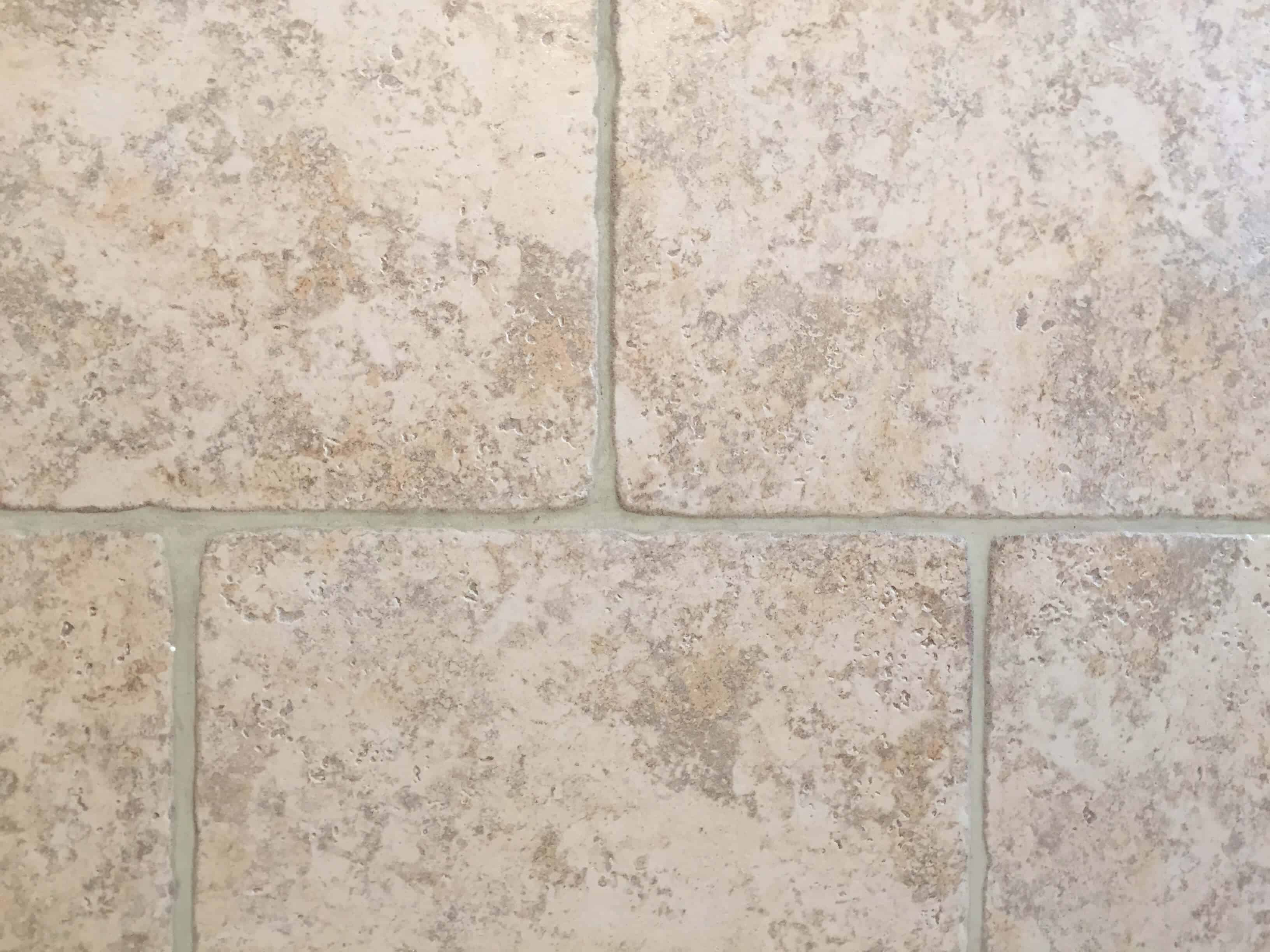 Grout protection
