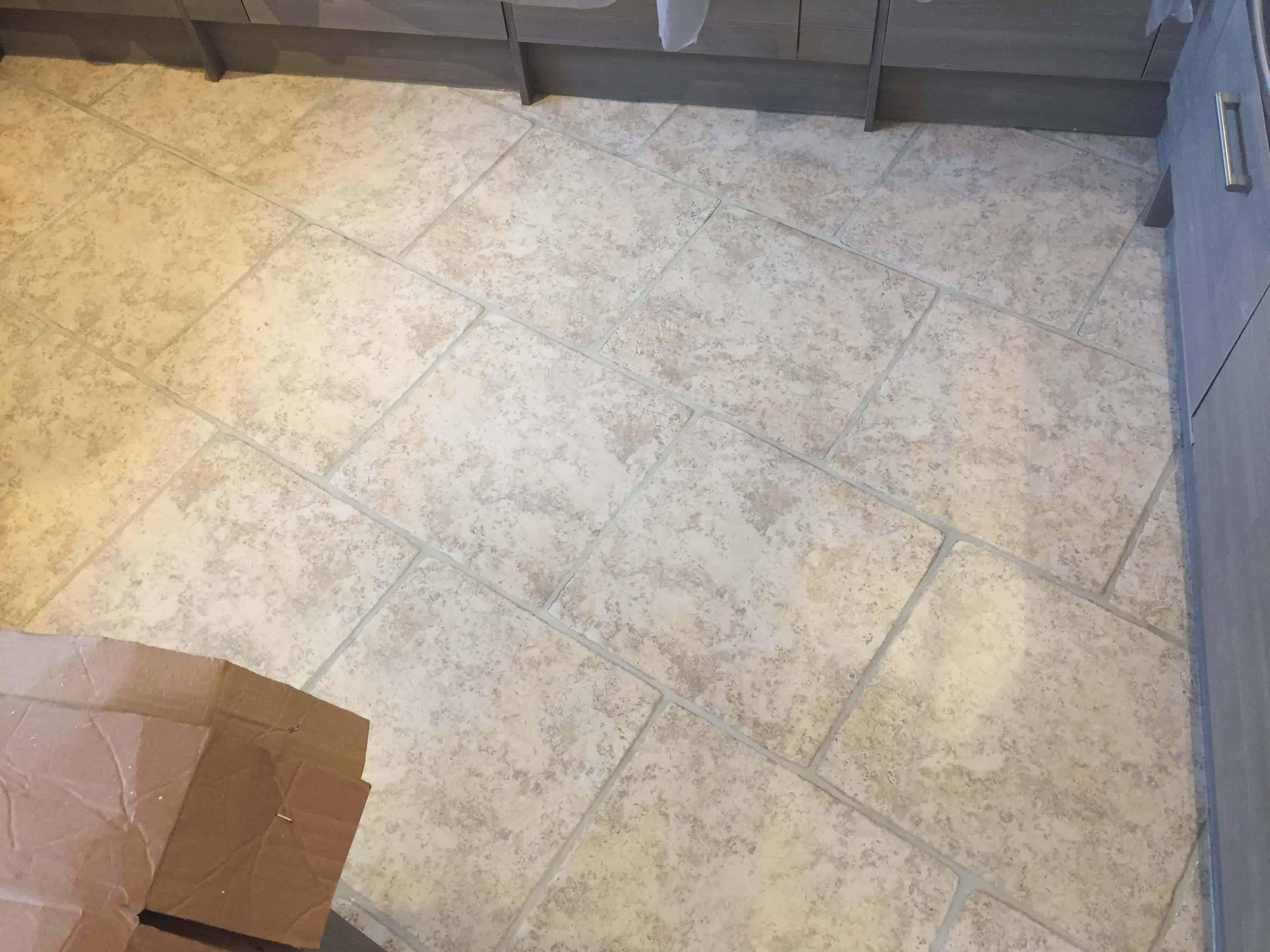 Limestone seal