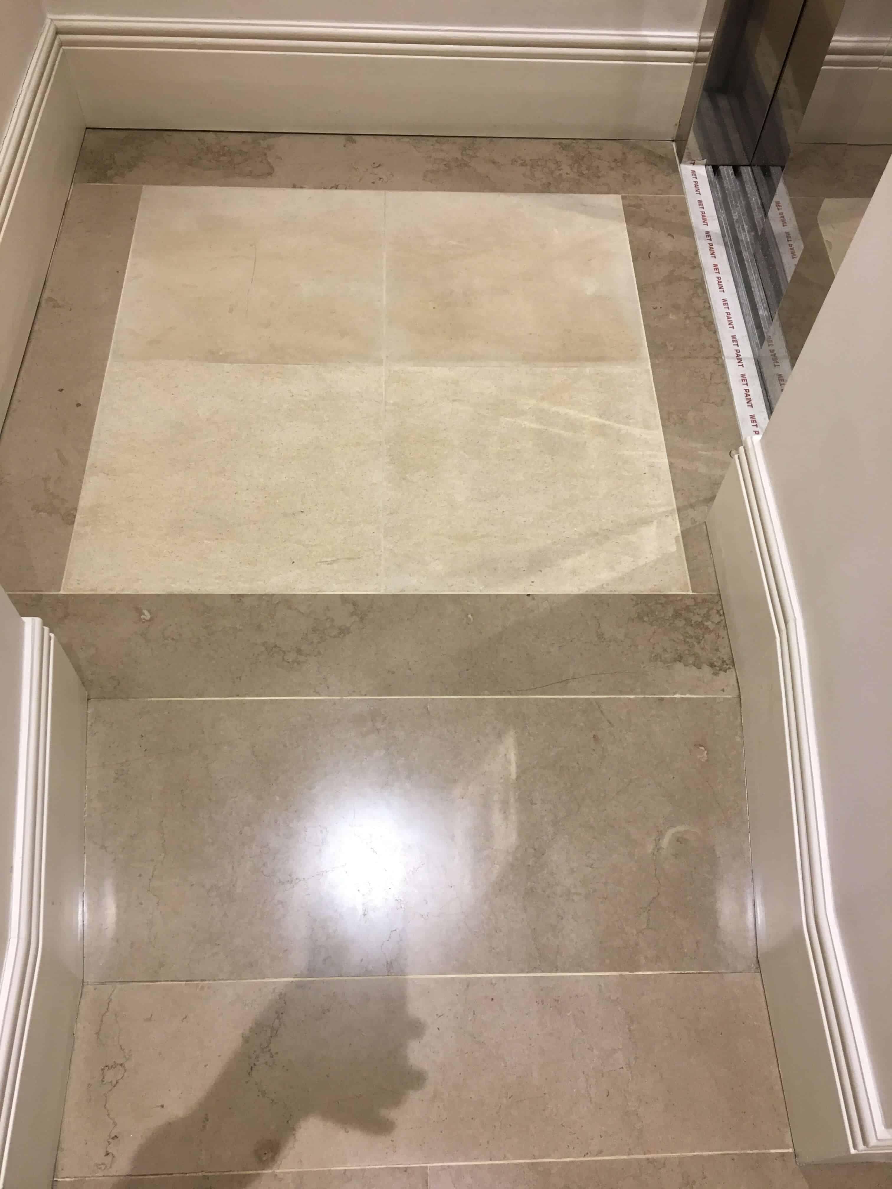 Marble and Limestone Restoration
