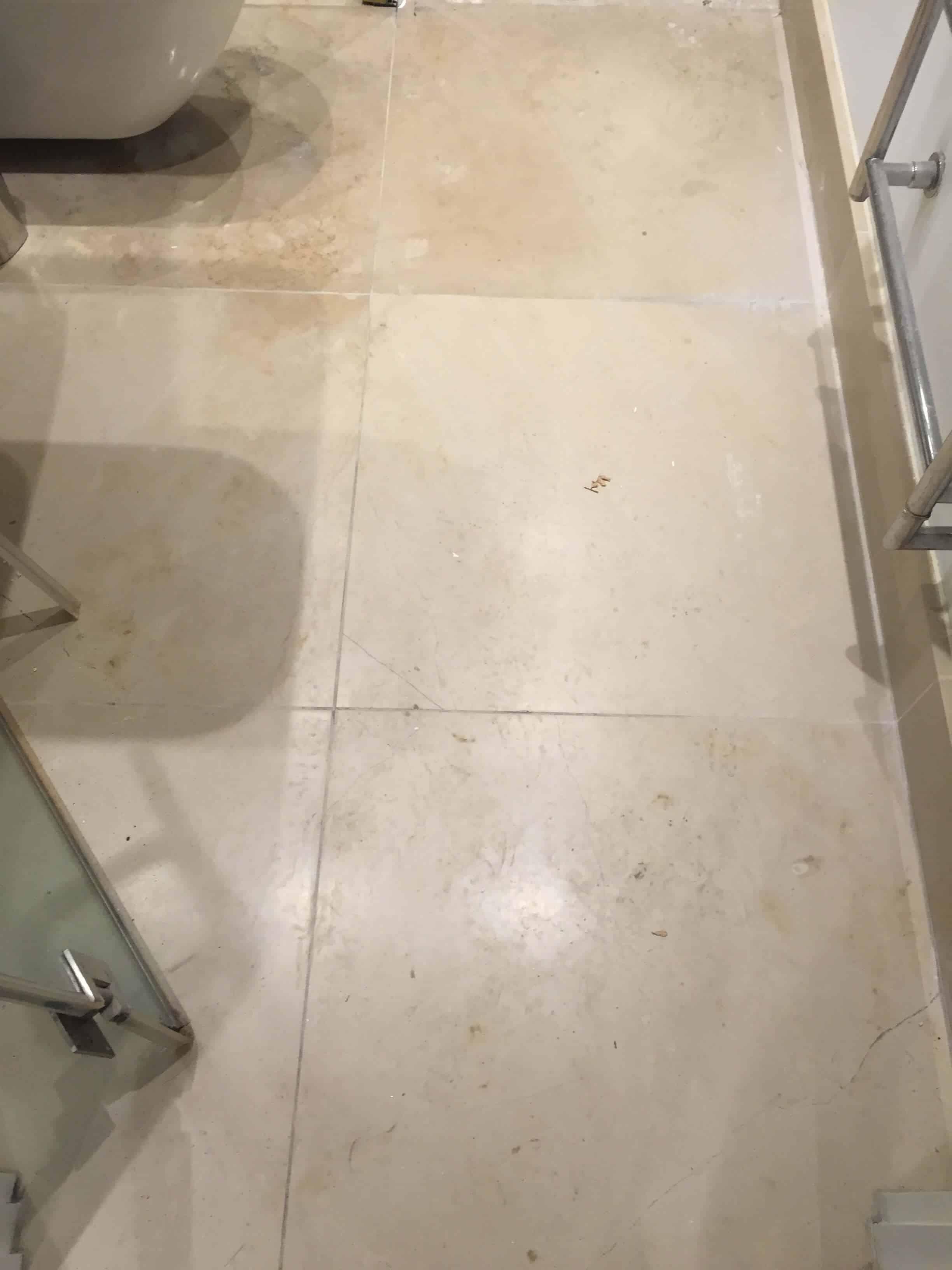 Strip Seal Stone Floor Stone Rescue