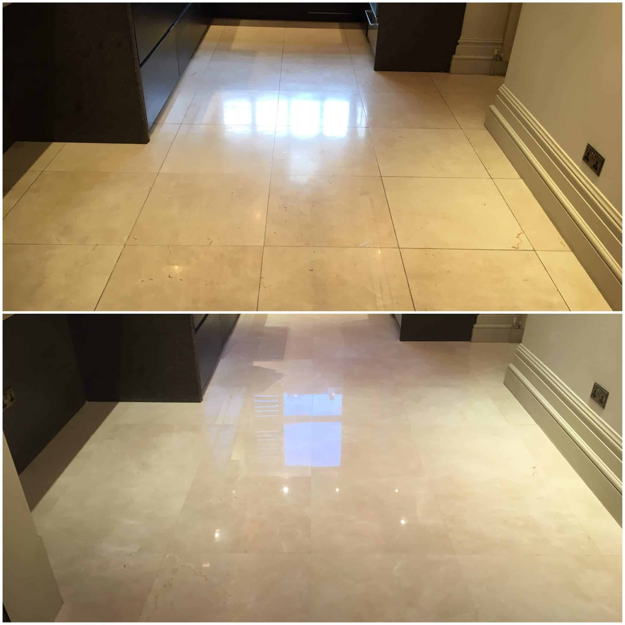 Limestone Diamond Polishing