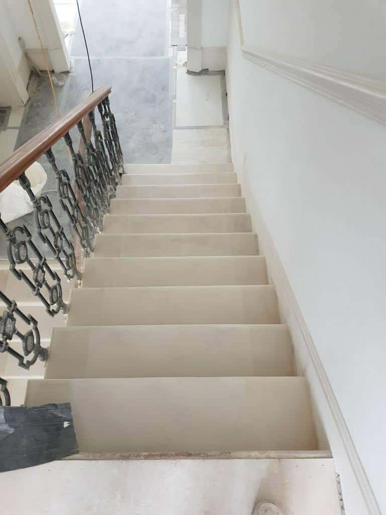 Staircase restoration 6