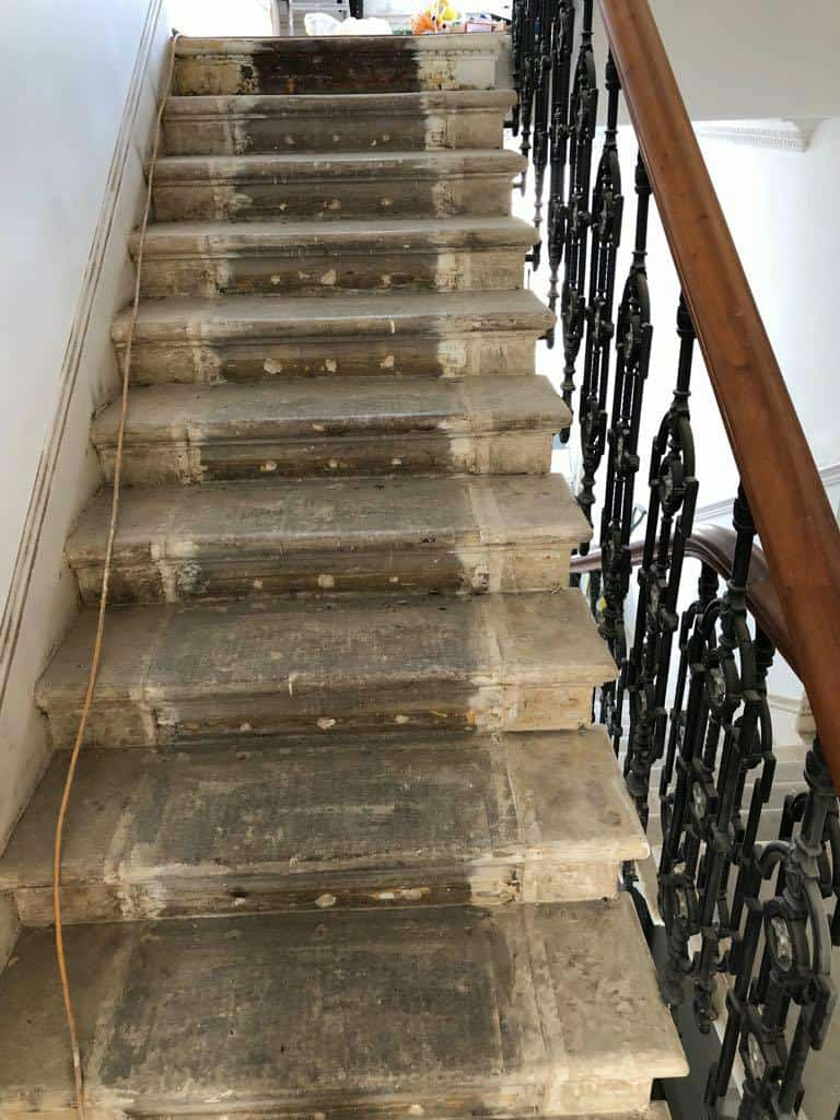 Staircase restoration 5