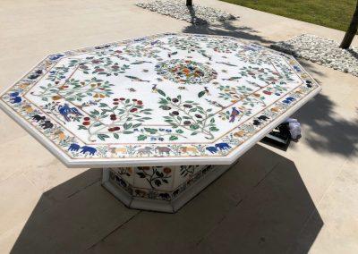 Taj Mahal Table 1
