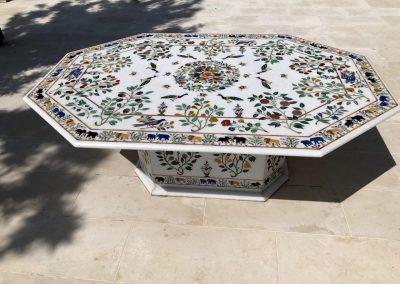 Taj Mahal Table 2
