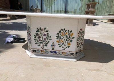 Taj Mahal Table 3