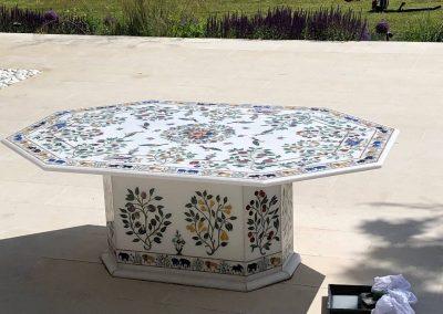 Taj Mahal Table 4