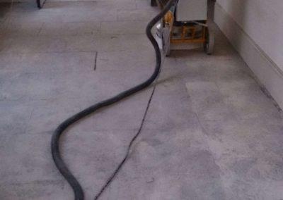sandstone floor restoration 1