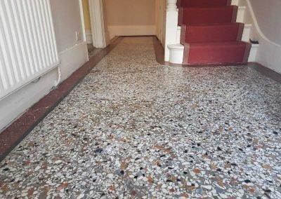 50 years old Terrazzo Floor
