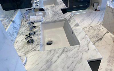 Carrara Marble Family